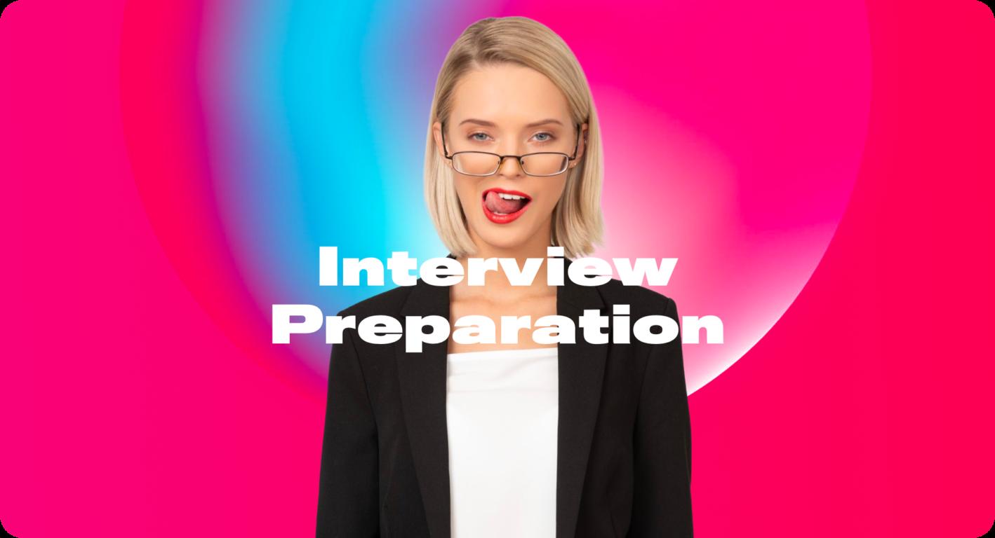 Интервью на английском