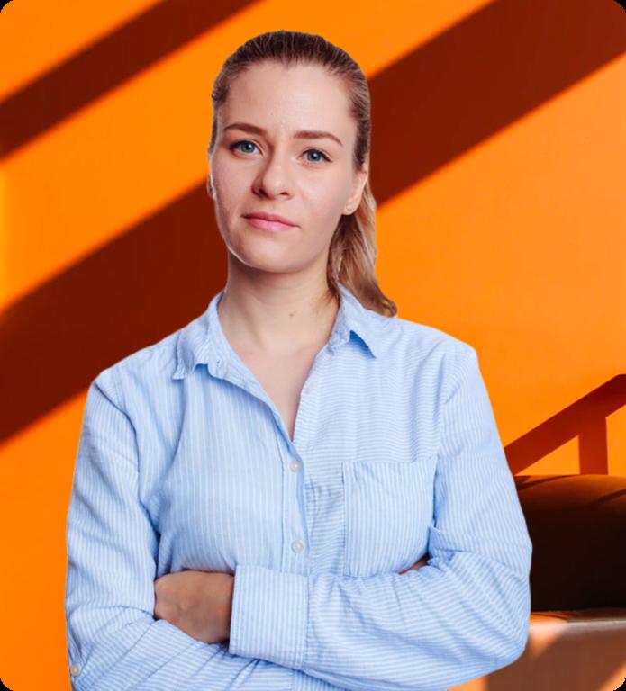 Veronika Kosiak - CEO of StopFail
