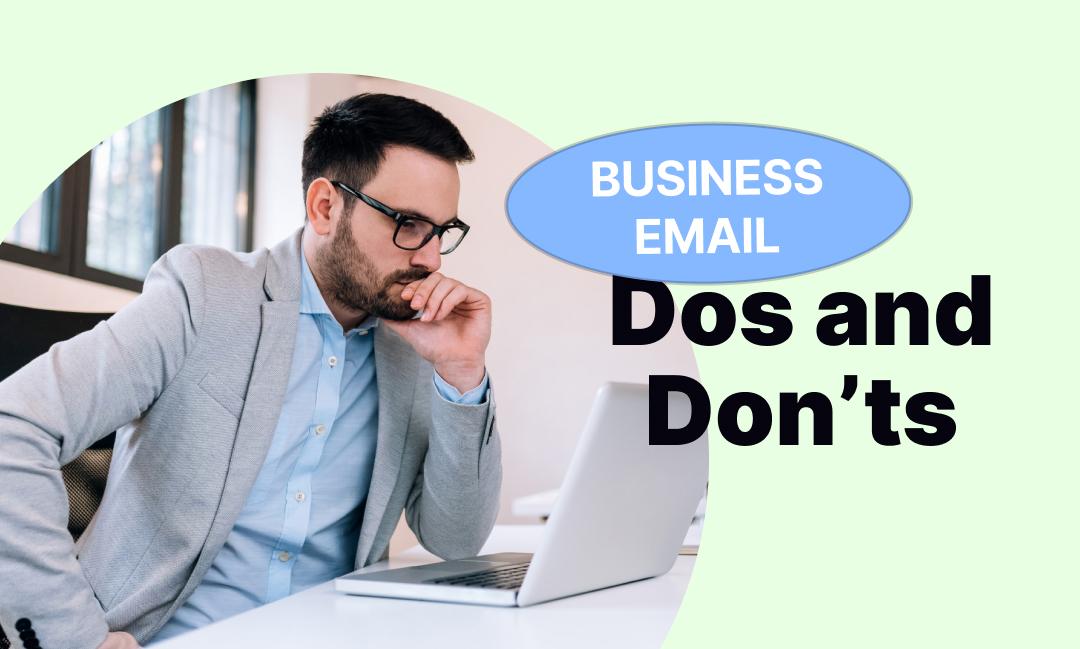 Как писать деловое письмо?
