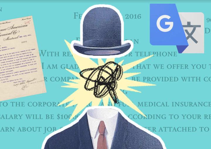 Как писать деловое письмо на английском: можно ли надеяться на Гугл-переводчик?