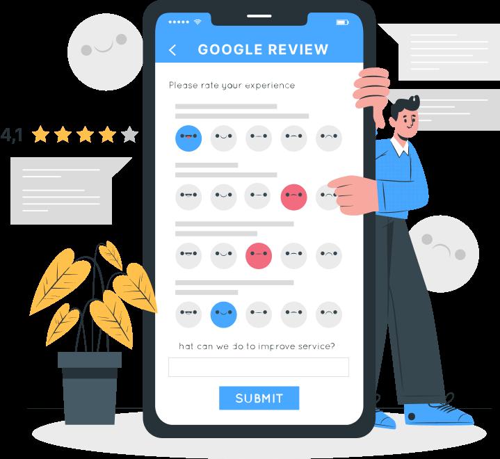 StopFail - Google Reviews